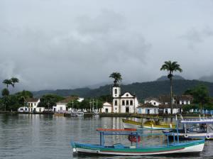 Paraty is een mooi koloniaal stadje op relatief korte afstand van Rio de Janeiro