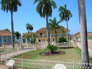 Trinidad staat op de Unesco Werelderfgoedlijst