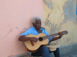 Muziek is overal op Cuba