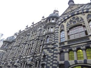 De Vlaamse architect Agustin Goovaerts gooide in de jaren twintig van de vorige eeuw halverwege de bouw de handdoek in de ring