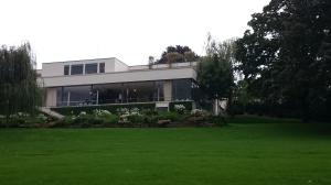 Villa Tugendhat in Brno wordt beschouwd als een van de meesterwerken van architect Ludwig Mies van der Rohe.